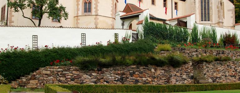 Františkánský klášter - Kadaň