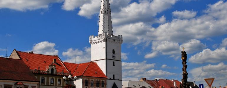 Radniční věž - Kadaň