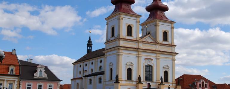 Kostel Povýšení sv. Kříže - Kadaň