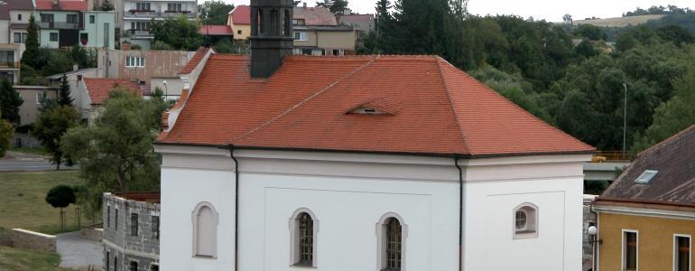 Kostel Stětí sv. Jana Křtitele - Kadaň