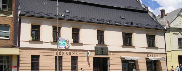Dům čp. 119 - Nové Město na Moravě