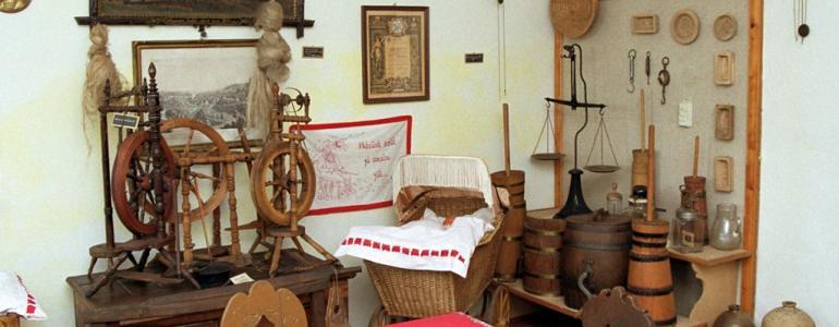 Vesnické muzeum Střelice