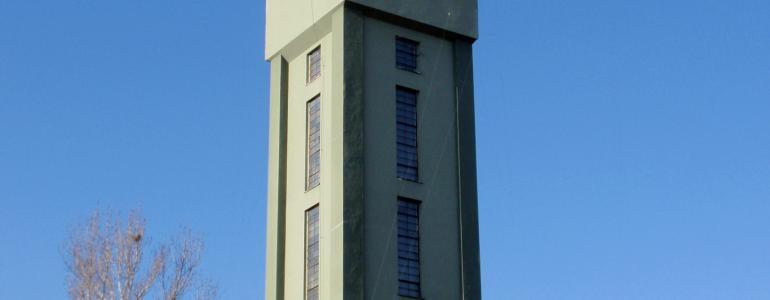 Vodárenská věž - Louny