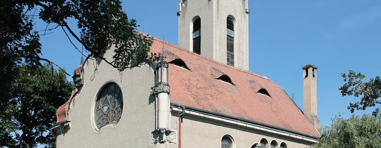 Kostel Církve československé husitské - Duchcov