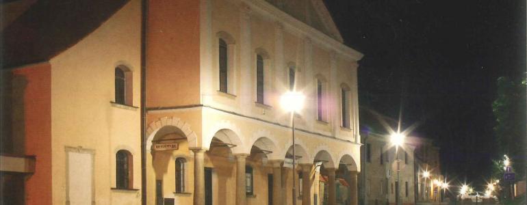Bývalá židovská synagoga - Třešť