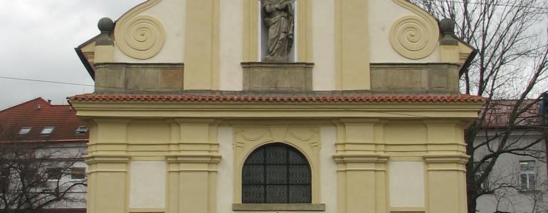 Kostel Bolestné Panny Marie - Kostelíček
