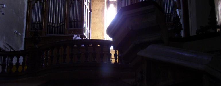 Kostel sv. Štěpána - Praha 2