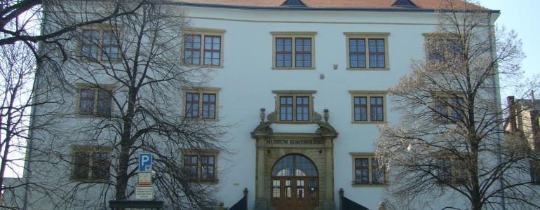 Zámek (Muzeum Komenského) - Přerov