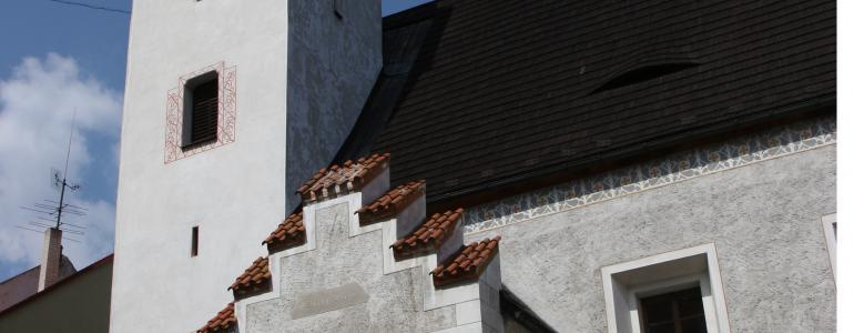 Kostel Navštívení Panny Marie -Vimperk