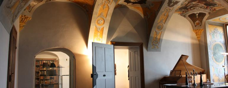 Bývalý augustiniánský klášter - Šternberk