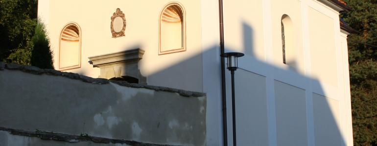Kaple Čtrnácti svatých pomocníků - Vimperk