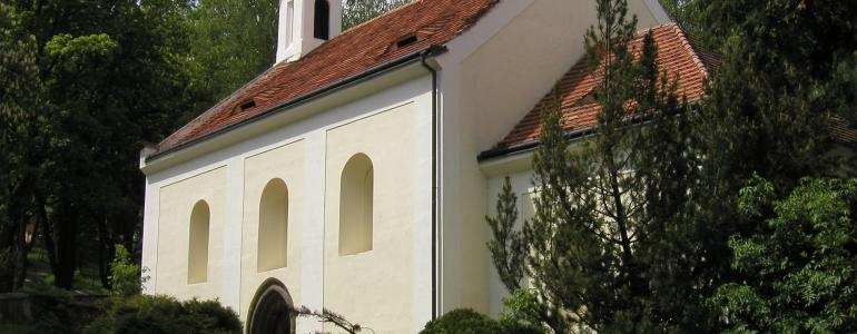 Kostel sv. Bartoloměje - Vimperk