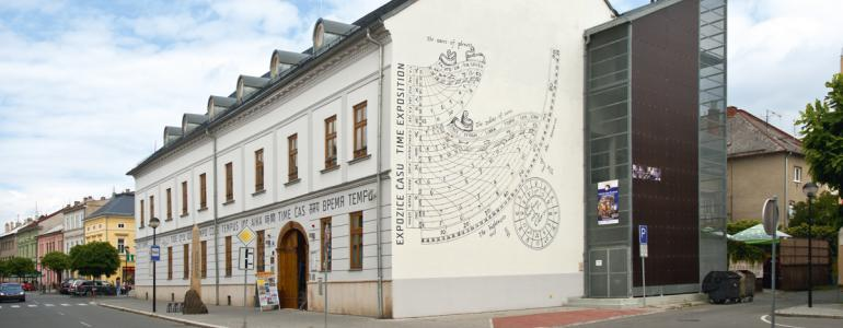 Expozice času - Šternberk