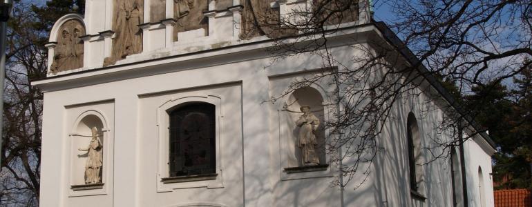 Kostel Nejsvětější Trojice - Vysoké Mýto