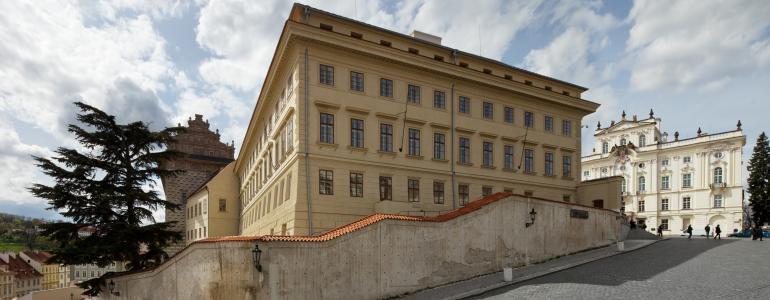 Salmovský palác - Národní galerie v Praze