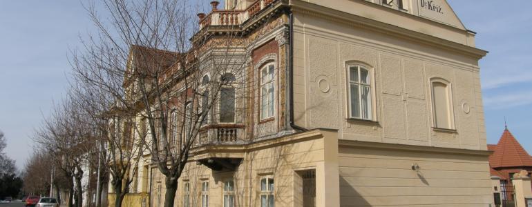 Křížova vila - Žatec