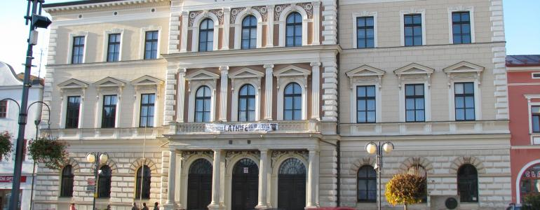 Gymnázium - Lanškroun