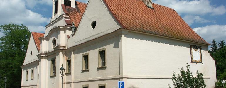 Kaple sv. Anny ve Špitálku