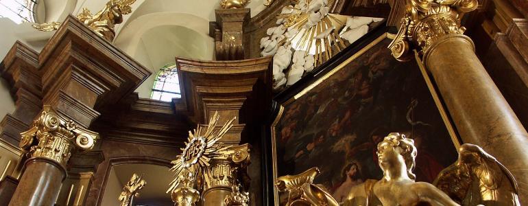 Kostel sv. Jana Křtitele - Náměšť nad Oslavou