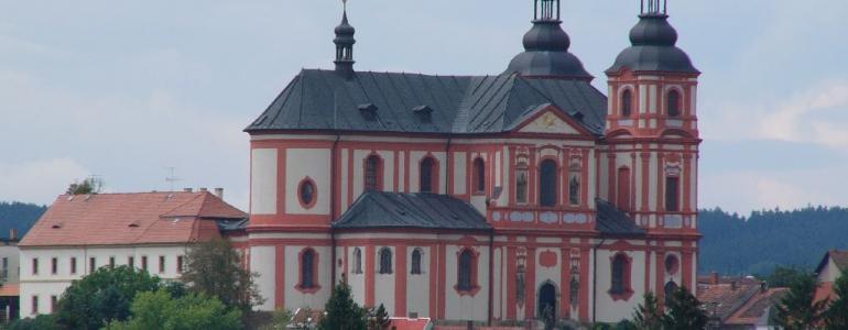 Kostel Nanebevzetí P.Marie - Přeštice