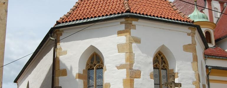 Kaple sv. Jiří - Litovel