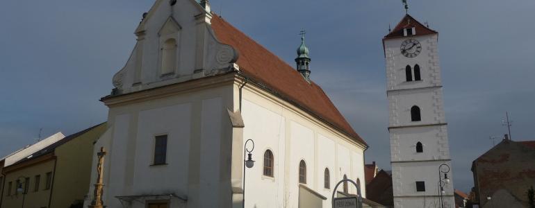 Kostel sv. Martina - Strážnice