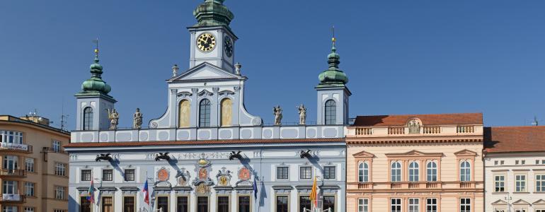 Radnice -  České Budějovice