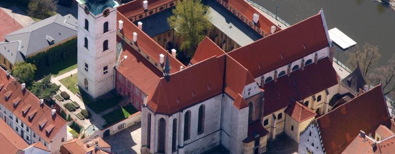 Areál bývalého dominikánského kláštera