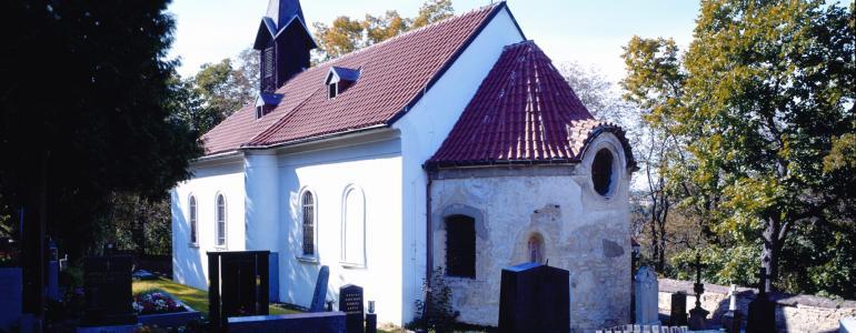 Kostel sv. Vavřince v Jinonicích