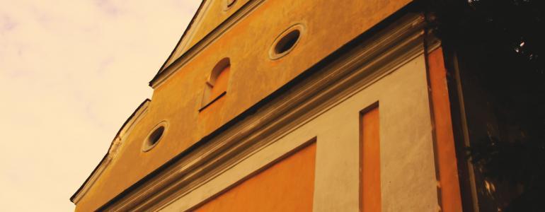 Kostel sv. Barbory - Šumperk