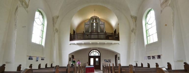 Kostel Povýšení sv. Kříže - Jablonec nad Nisou