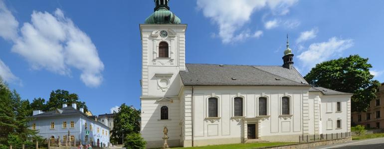 Kostel sv. Anny - Jablonec nad Nisou
