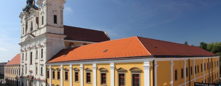 Bývalá jezuitská kolej - Uherské Hradiště