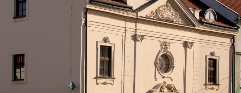 Kaple sv. Alžběty - Uherské Hradiště