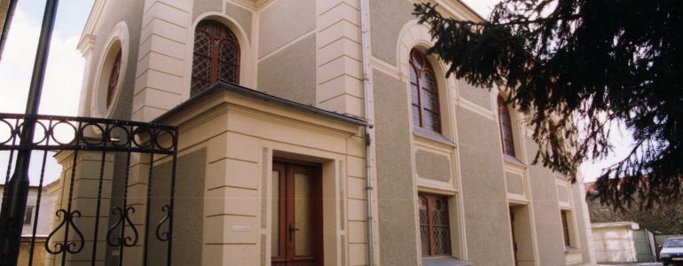 Pravoslavný chrám sv. Cyrila a Metoděje - Přerov