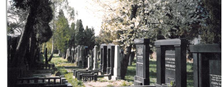 Židovský hřbitov - Přerov