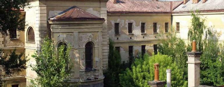 Bývalá věznice - Uherské Hradiště