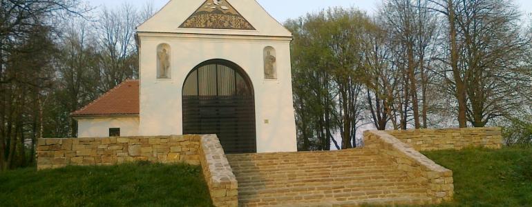 Kaple sv. Rocha - Uherské Hradiště