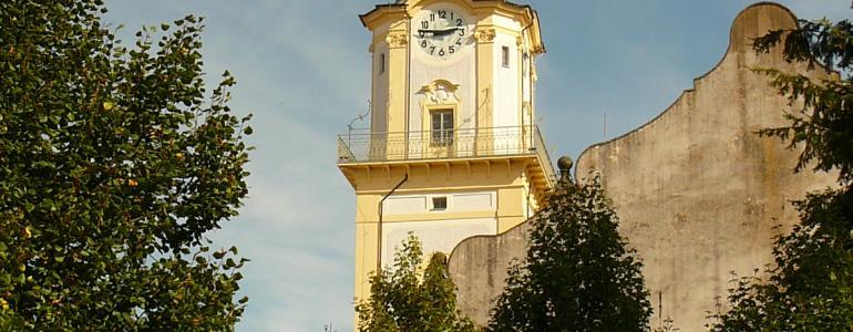 Věž kostela Nanebevzetí Panny Marie v Plané - Galerie ve věži