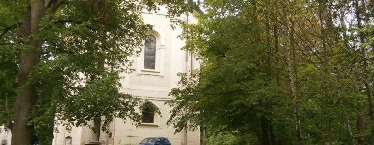Poutní kostel sv. Anny - Planá