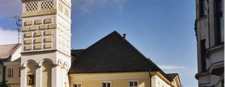 Radnice s renesanční věží - Karviná