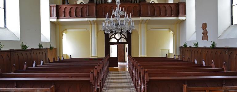 Kostel Dr. Farského - Jablonec nad Nisou