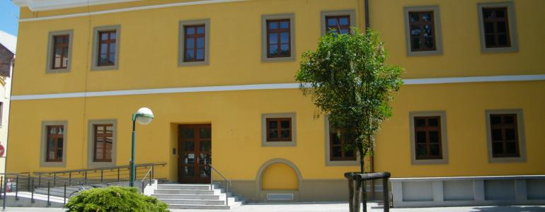 Sklepení jezuitského kláštera