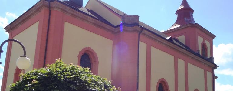 Kostel sv. Vavřince - Jilemnice