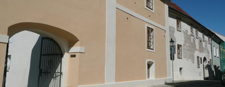 Dům U Koulí - Písek