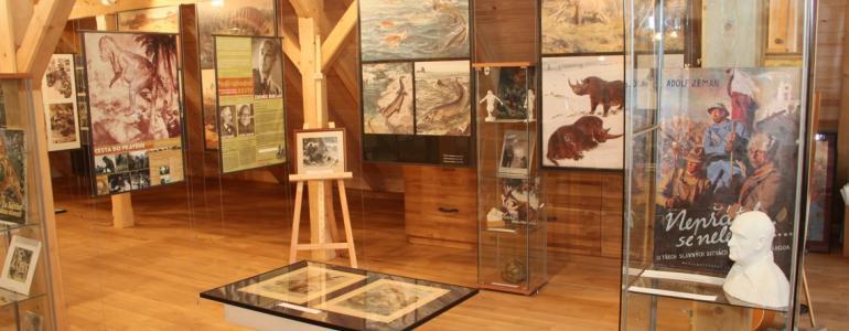 Muzeum Zdeňka Buriana - Štramberk