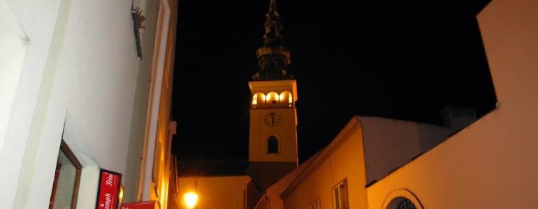 Kostel Nanebevzetí Panny Marie - Nový Jičín