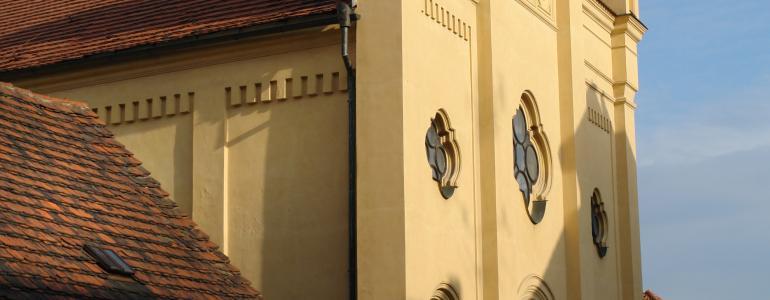 Synagoga - Písek