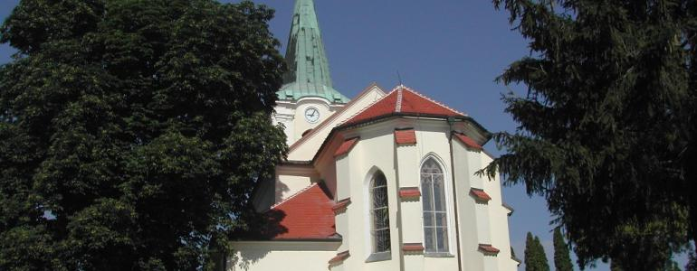 Kostel Narození Panny Marie v Sadech