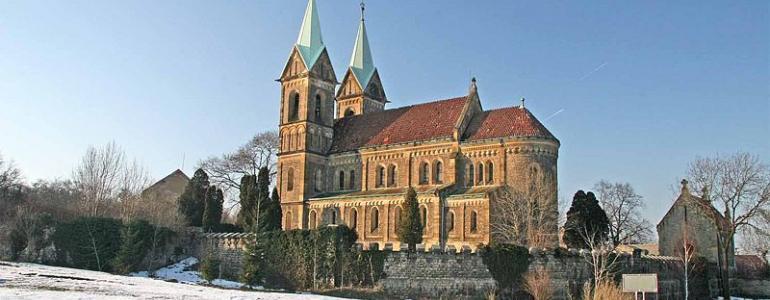 Kostel Navštívení Panny Marie - Grunta